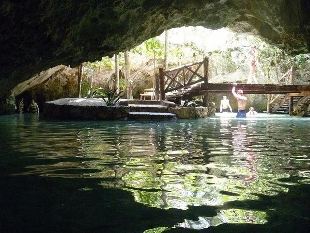 cenotes de la Riviera Maya