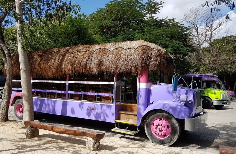 cómo llegar a la Riviera Maya