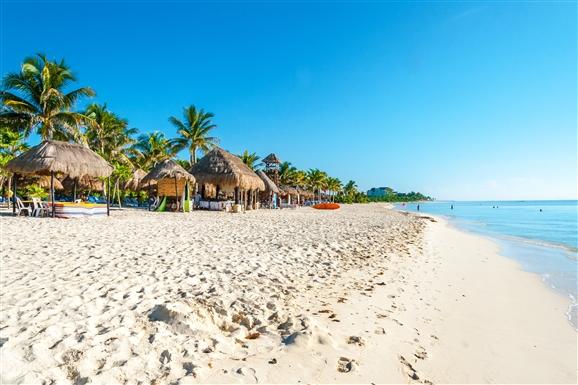 sitios más visitados por los turistas en la Riviera Maya